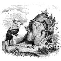 Орел и Сорока