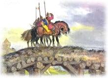 Бой на Калиновом мосту