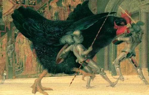 Аудиосказка Черная курица, или Подземные жители