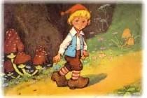 Сказка Мальчик с пальчик