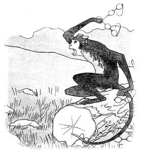 Басня Крылова - Мартышка и очки