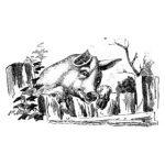 Басня Крылова - Свинья